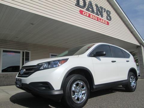 2014 Honda CR-V for sale in Big Lake MN