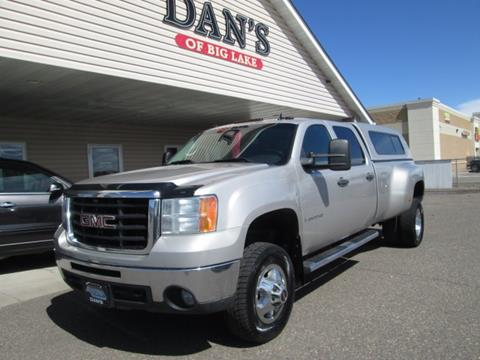 2009 GMC Sierra 3500HD for sale in Big Lake, MN