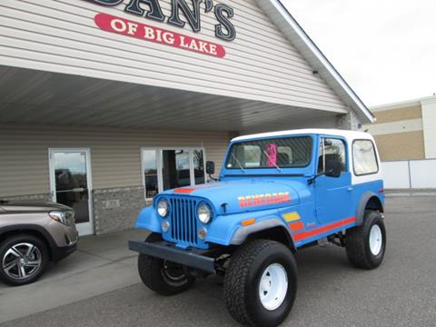 1978 Jeep Wrangler for sale in Big Lake, MN