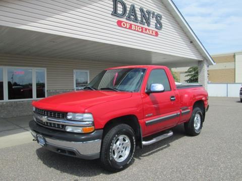 2001 Chevrolet Silverado 1500 for sale in Big Lake, MN