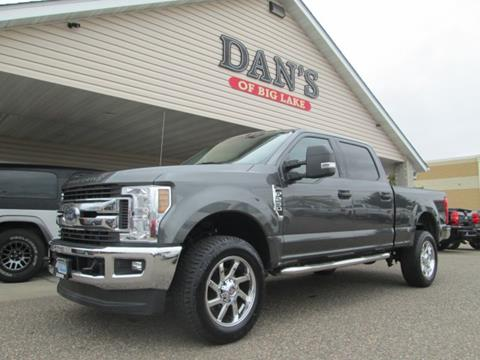 2018 Ford F-250 Super Duty for sale in Big Lake, MN