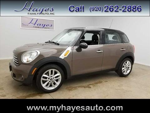 2011 MINI Cooper Countryman for sale in Watertown WI