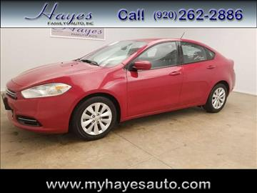 2014 Dodge Dart for sale in Watertown, WI