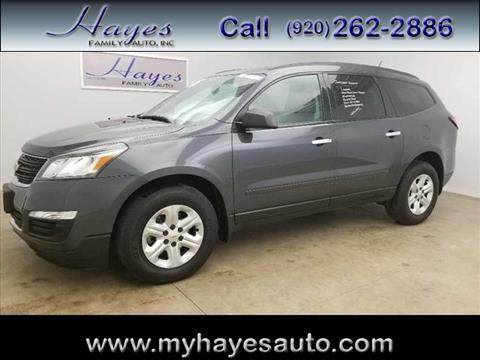 2014 Chevrolet Traverse for sale in Watertown, WI