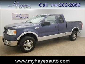 2005 Ford F-150 for sale in Watertown, WI
