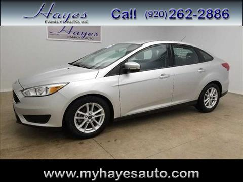 2016 Ford Focus for sale in Watertown, WI