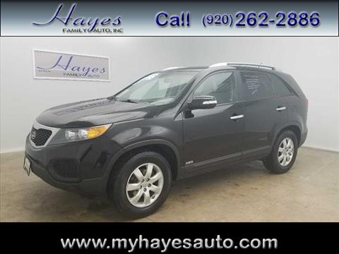 Hayes Auto Watertown Wi >> Kia Sorento For Sale in Watertown, WI - Carsforsale.com