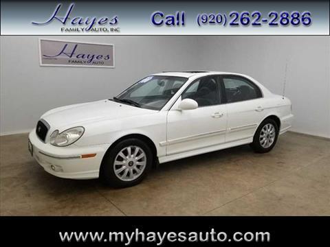 2005 Hyundai Sonata for sale in Watertown WI
