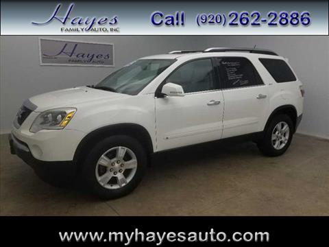 2009 GMC Acadia for sale in Watertown WI