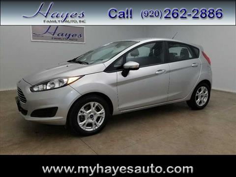 2016 Ford Fiesta for sale in Watertown, WI