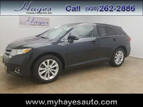 2014 Toyota Venza for sale in Watertown, WI