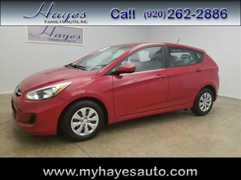 2016 Hyundai Accent for sale in Watertown, WI