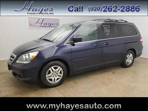 2007 Honda Odyssey for sale in Watertown, WI