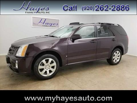 2009 Cadillac SRX for sale in Watertown, WI