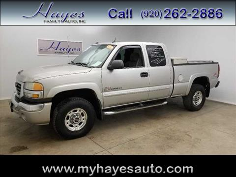 2005 GMC Sierra 2500HD for sale in Watertown, WI