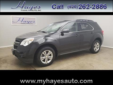 2011 Chevrolet Equinox for sale in Watertown, WI