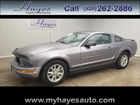 2007 Ford Mustang for sale in Watertown, WI