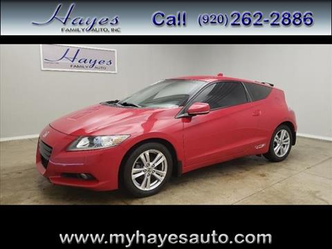 2011 Honda CR-Z for sale in Watertown, WI