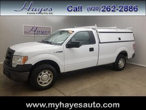 2013 Ford F-150 for sale in Watertown, WI