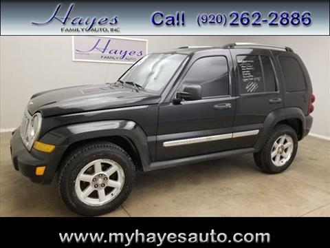 2007 Jeep Liberty for sale in Watertown, WI