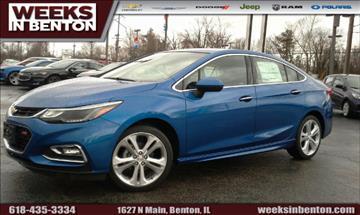 2017 Chevrolet Cruze for sale in Benton, IL