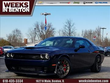 2017 Dodge Challenger for sale in Benton, IL