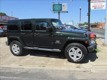 2012 Jeep Wrangler Unlimited for sale in Monroe, LA