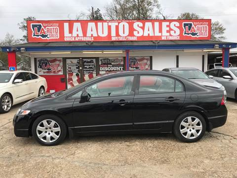 2010 Honda Civic for sale in Monroe, LA