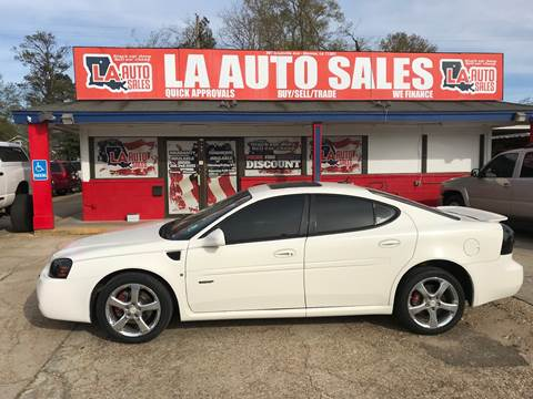 2007 Pontiac Grand Prix for sale in Monroe, LA