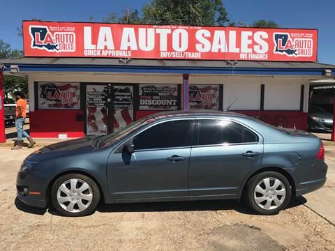 La Auto Sales Used Cars Monroe La Dealer