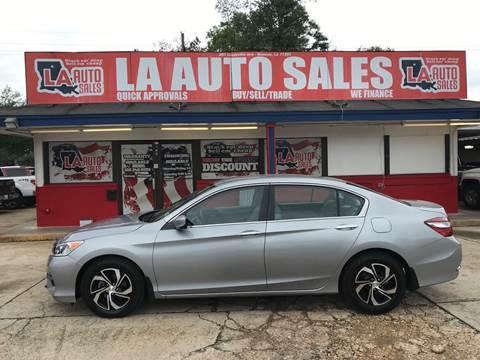 2017 Honda Accord for sale in Monroe, LA