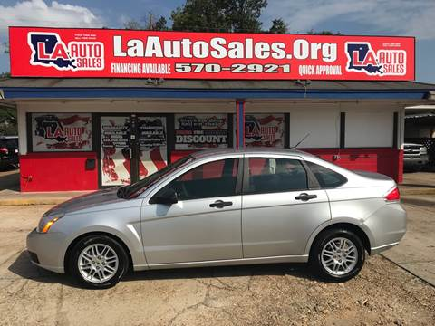 2010 Ford Focus for sale in Monroe, LA