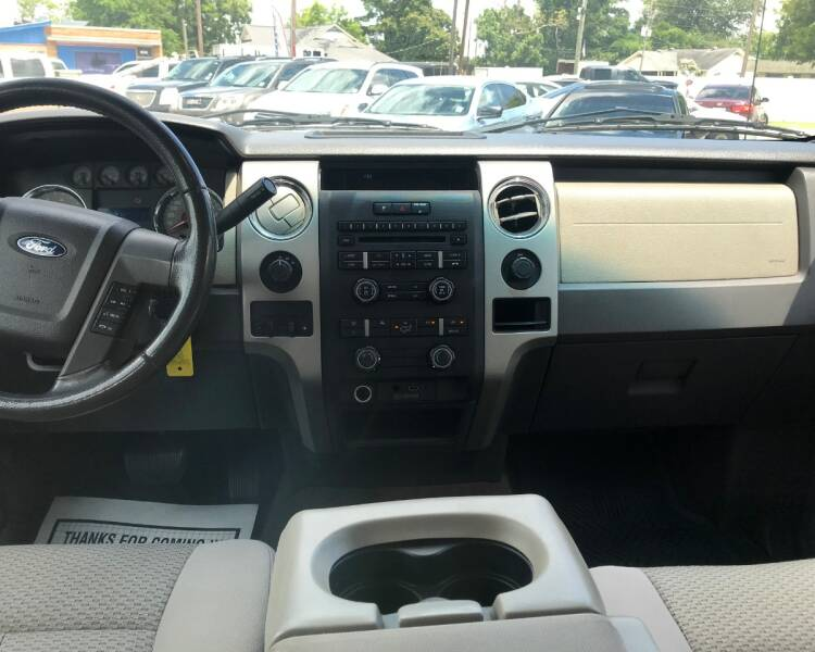 2010 Ford F-150 4x4 XLT 4dr SuperCrew Styleside 5.5 ft. SB - Monroe LA