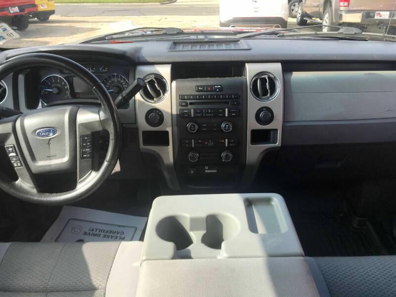 2011 Ford F-150 4x4 FX4 4dr SuperCrew Styleside 5.5 ft. SB - Monroe LA