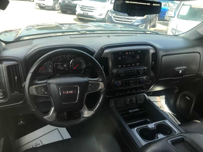 2014 GMC Sierra 1500 4x4 SLT 4dr Crew Cab 5.8 ft. SB - Monroe LA