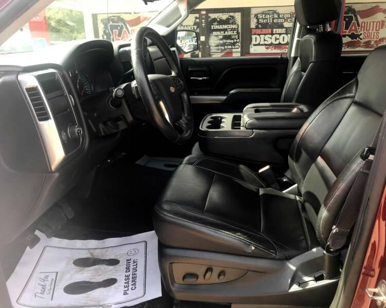 2014 Chevrolet Silverado 1500 4x2 LT 4dr Crew Cab 5.8 ft. SB - Monroe LA
