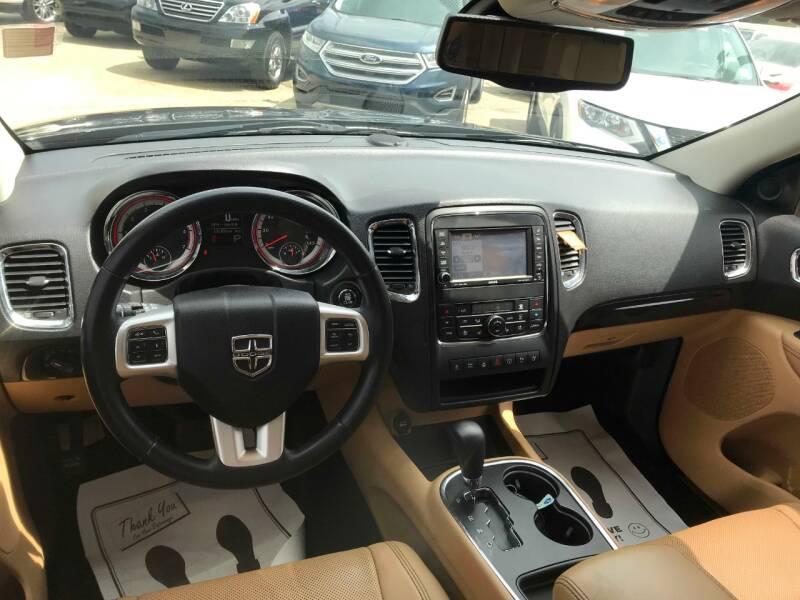 2013 Dodge Durango Citadel 4dr SUV - Monroe LA