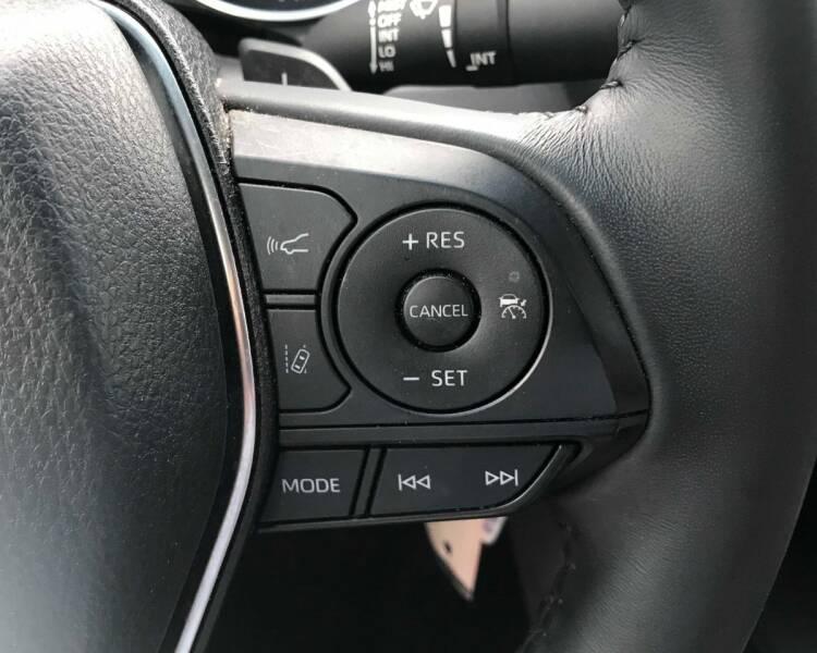 2018 Toyota Camry SE 4dr Sedan - Monroe LA