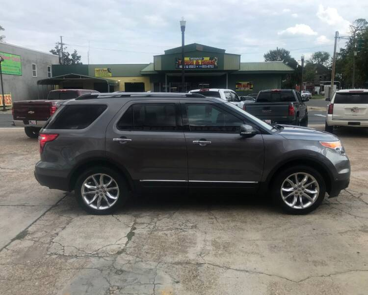 2013 Ford Explorer AWD Limited 4dr SUV - Monroe LA