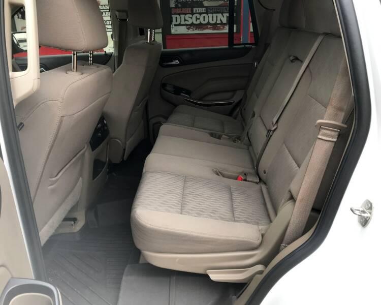 2016 GMC Yukon 4x2 SLE 4dr SUV - Monroe LA