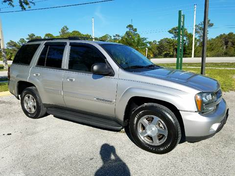 2004 Chevrolet TrailBlazer for sale in Jensen Beach, FL