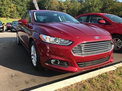 2016 Ford Fusion for sale in Knoxville, TN