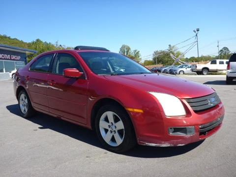 2007 Ford Fusion for sale in Knoxville, TN