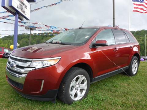 2014 Ford Edge for sale at Viles Automotive in Knoxville TN