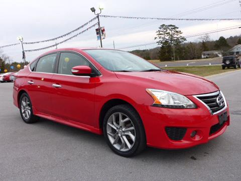 2015 Nissan Sentra for sale in Knoxville, TN