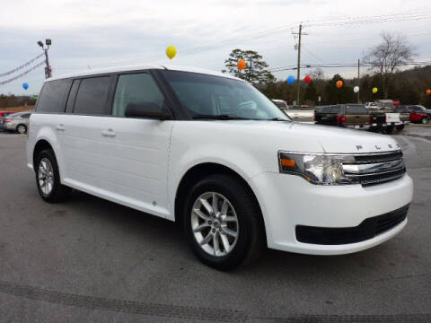 2017 Ford Flex for sale at Viles Automotive in Knoxville TN