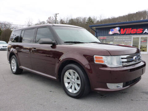2012 Ford Flex for sale at Viles Automotive in Knoxville TN