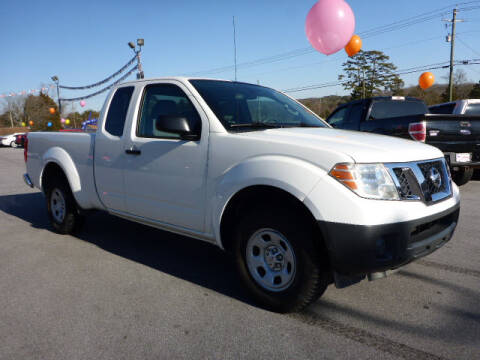 2015 Nissan Frontier for sale at Viles Automotive in Knoxville TN