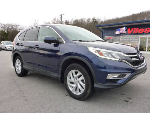 2016 Honda CR-V for sale at Viles Automotive in Knoxville TN
