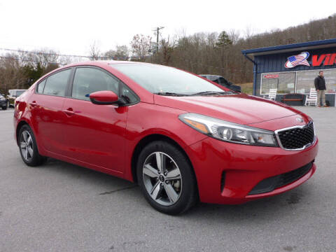 2018 Kia Forte for sale at Viles Automotive in Knoxville TN
